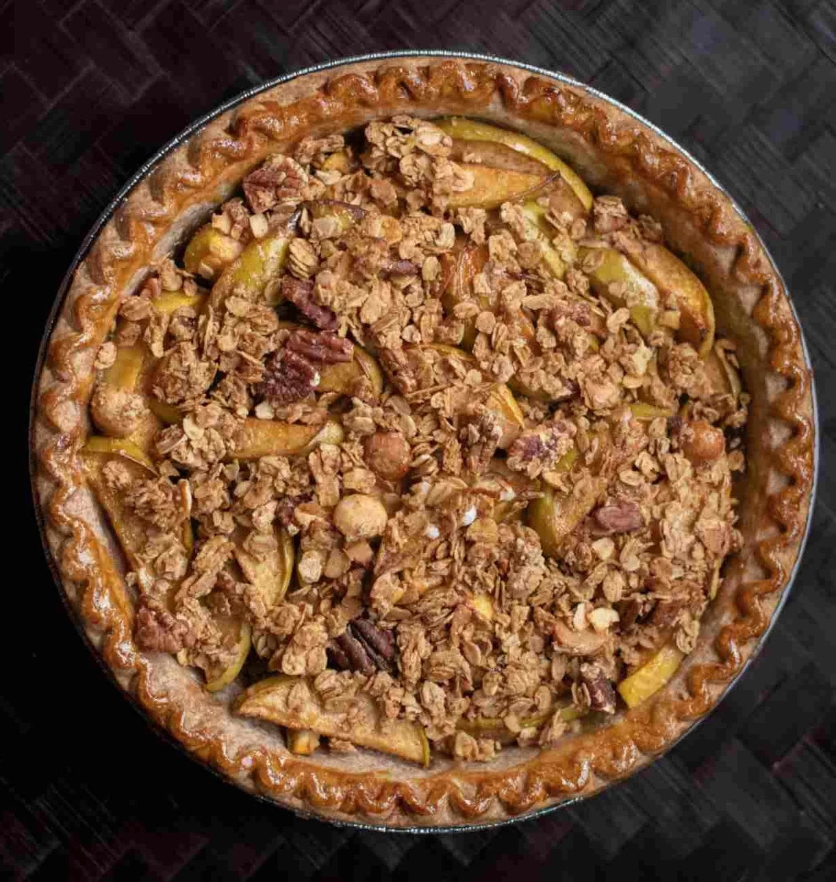 Aspen Crunch - Traditional Apple Pie