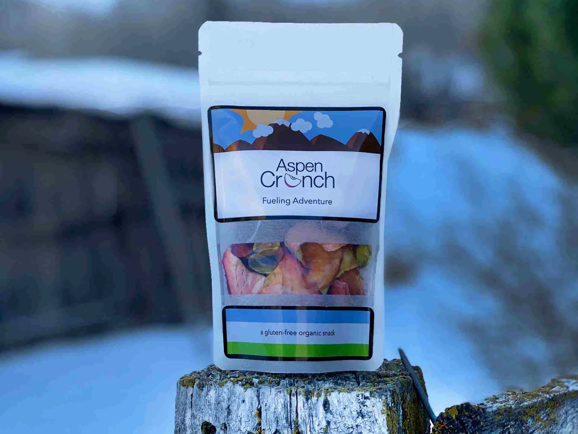 Pocket-Sized Gift Bags – Dehydrated Fruit and Vegetable Snacks | Aspen Crunch