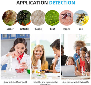 Wireless Digital Microscope | For Beneficial Insects