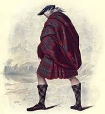 Great Scot Belted Plaid