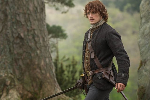 JAMIE FRASER\u0027S COSTUME IN OUTLANDER \u2013 FACT OR FANTASY? PART