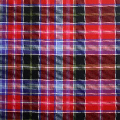 Great Scot Tartan Plaid Aberdeen Modern Red