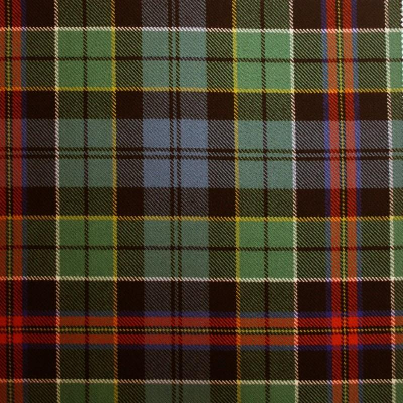 Great Scot Tartan Plaid Allison Ancient blue green red check