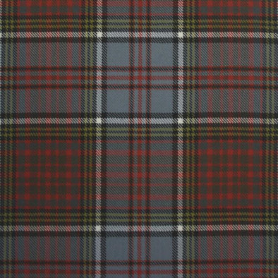 Great Scot Tartan Plaid Anderson Weathered grey white red