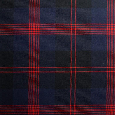 Great Scot Tartan Plaid Angus Modern red blue