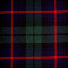 Great Scot Tartan Plaid Armstrong Modern blue green red