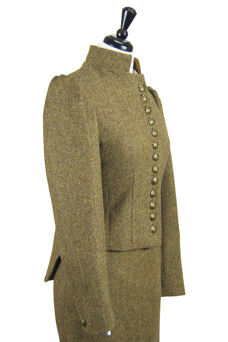 Bovary Jacket (Windsor Tweed)
