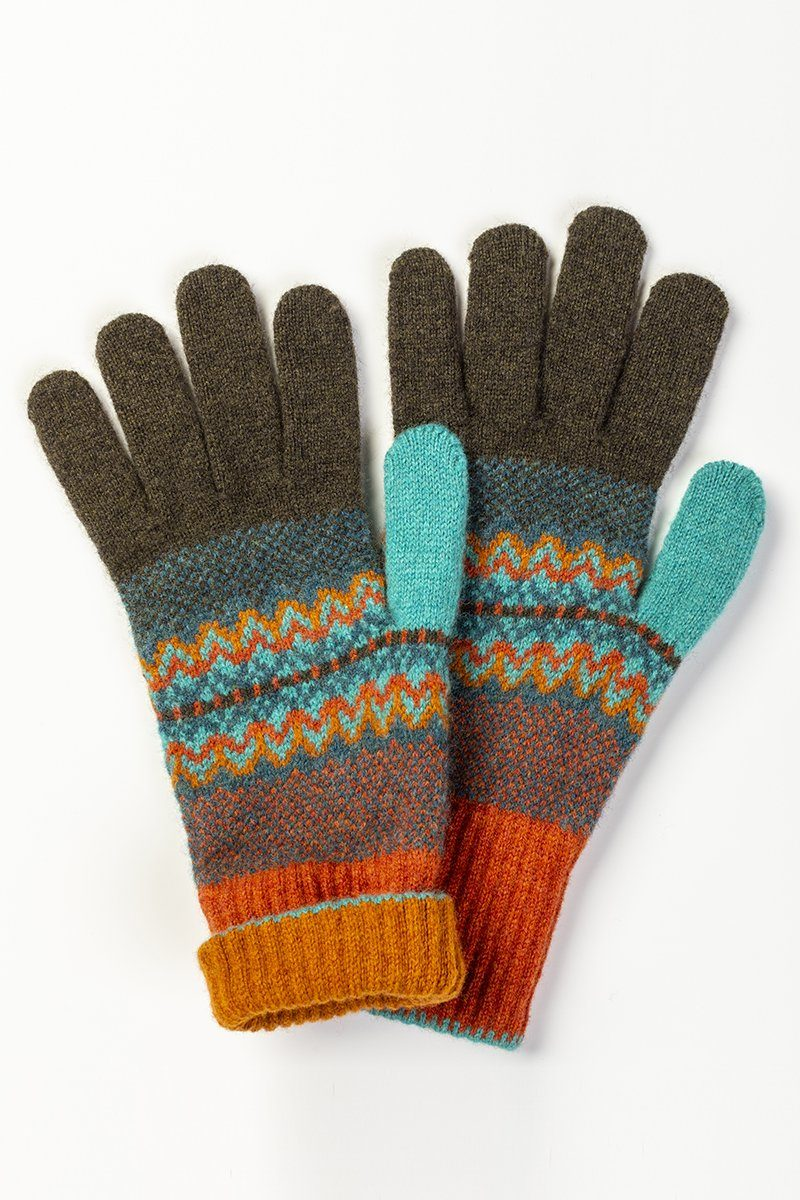 Fairisle Glove (Staffa)
