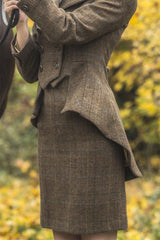 Great Scot Tailored Skirt Fiddich Tweed Outdoors