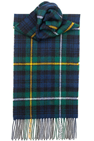 Luxury Lambswool Scarf (Campbell of Argyle Modern)