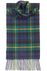 Luxury Lambswool Scarf (Gordon Modern)