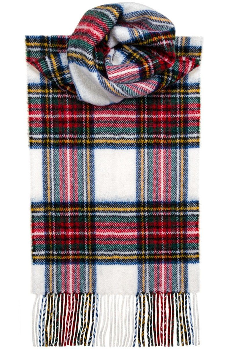 Luxury Lambswool Scarf (Stewart Dress Modern)