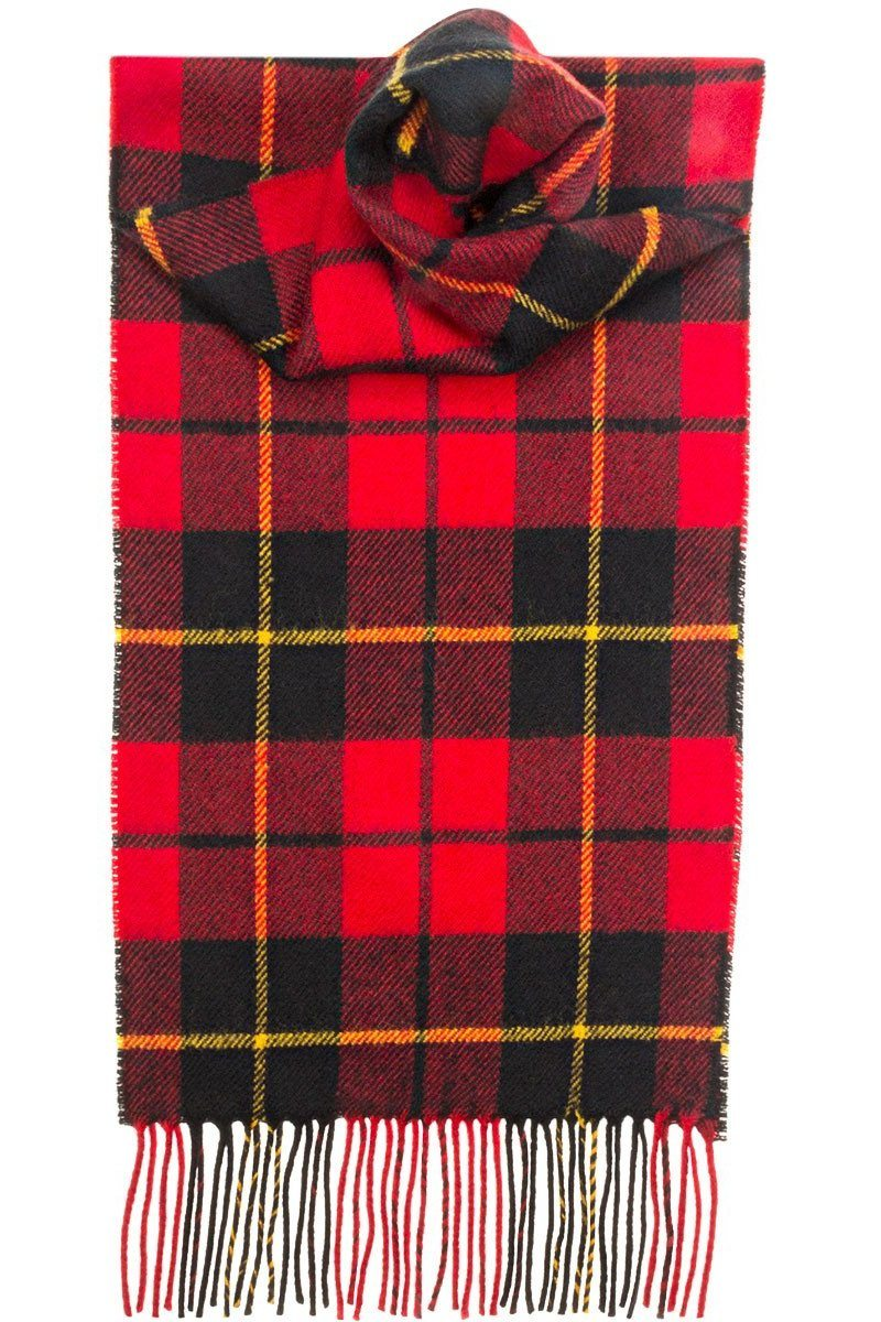 Luxury Lambswool Scarf (Wallace Modern)