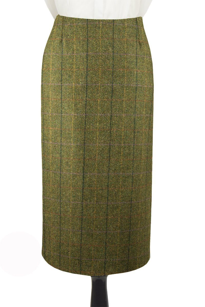 "Tailored Tweed 31"" Skirt (Galloway Tweed)"