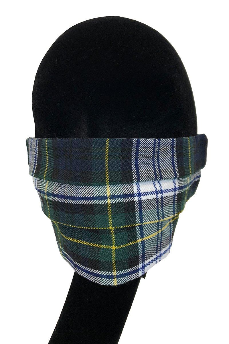 Face Mask (Gordon Dress Tartan)