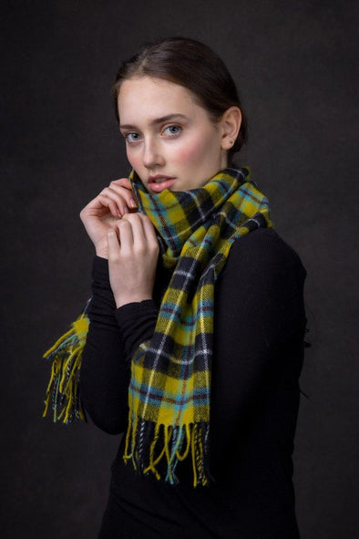 Luxury Lambswool Scarf (Cornish National)