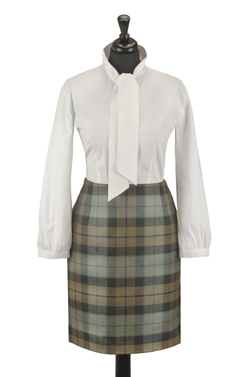 "Tailored Skirt 21"" (Custom Tartan)"