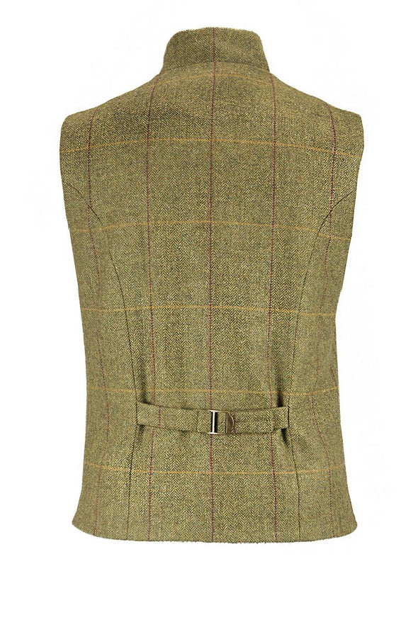 "SAMPLE 48"" Gentleman's Regency Waistcoat (Kenmore Tweed)"