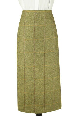 "Tailored Tweed Skirt 31"" (Kenmore Tweed)"