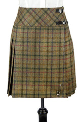 Lady's Kilted Skirt (Glencoe Tweed)