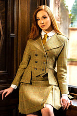 Lady Mary Jacket (Glenlyon Tweed)