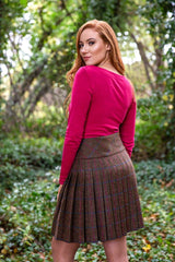 Lady's Kilted Skirt (Morvern Tweed)