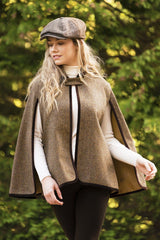 The Vintage Cape (Windsor Tweed)