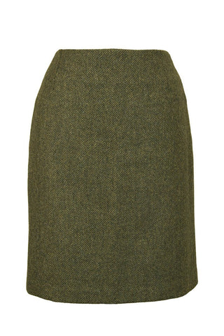 "Tailored Tweed 21"" Skirt (Helmsdale Tweed)"