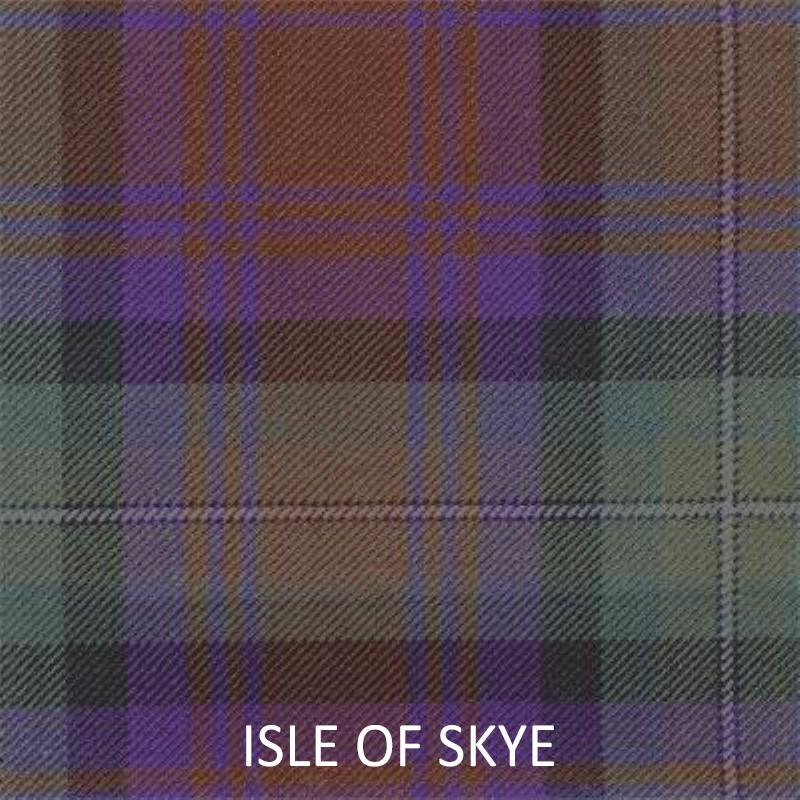 Face Mask (Isle of Skye Tartan)