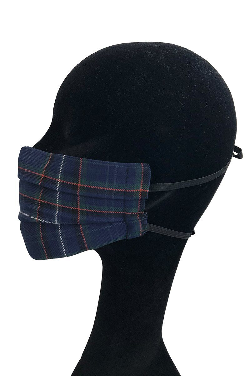 Face Mask (Isle of Arran Tartan)