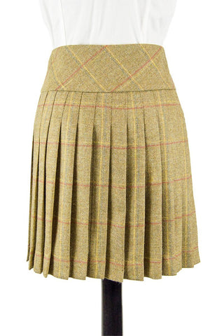 Lady's Kilted Skirt (Glenlyon Tweed)