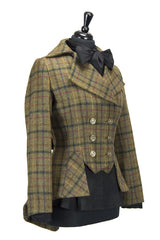 Lady Mary Jacket (Glencoe Tweed)