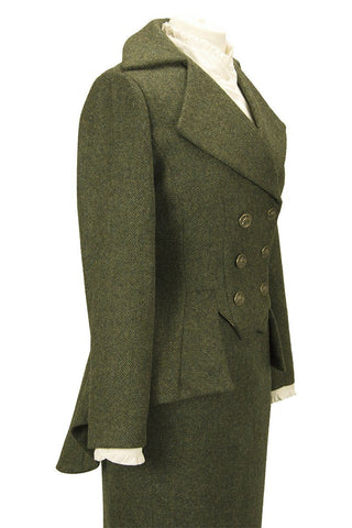 Lady Mary Jacket (Helmsdale Tweed)