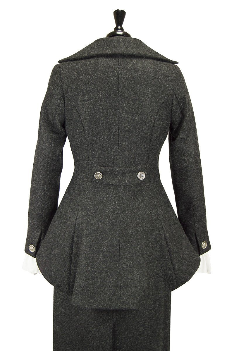 Lady Mary Jacket (Torridon Black Tweed)