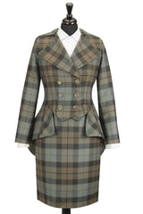 Lady Mary Jacket (Custom Tartan)