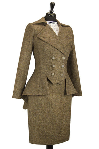 Lady Mary Jacket (Windsor Tweed)