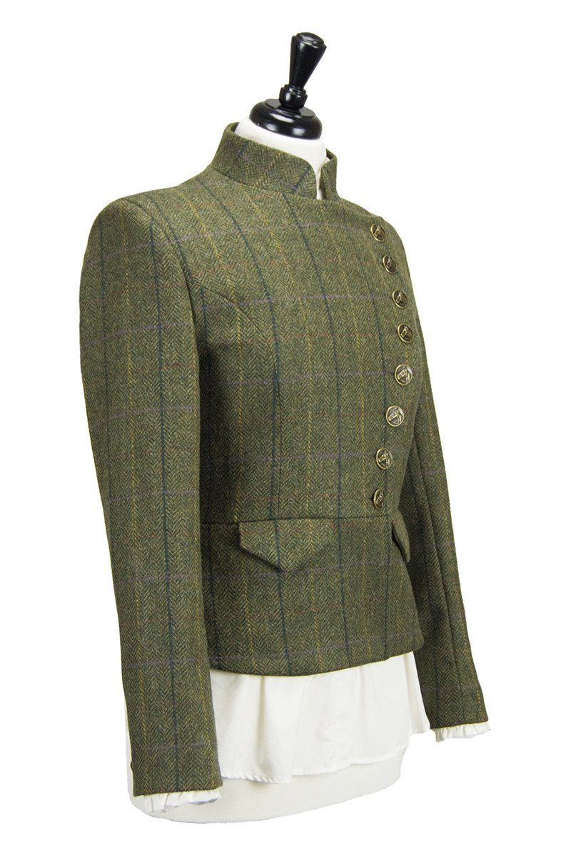 Lieutenant Jacket (Galloway Tweed)