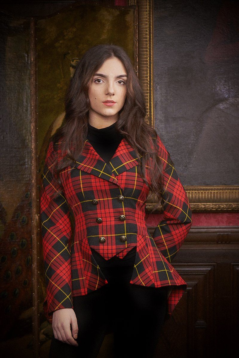 Lady Mary Jacket (MacQueen)