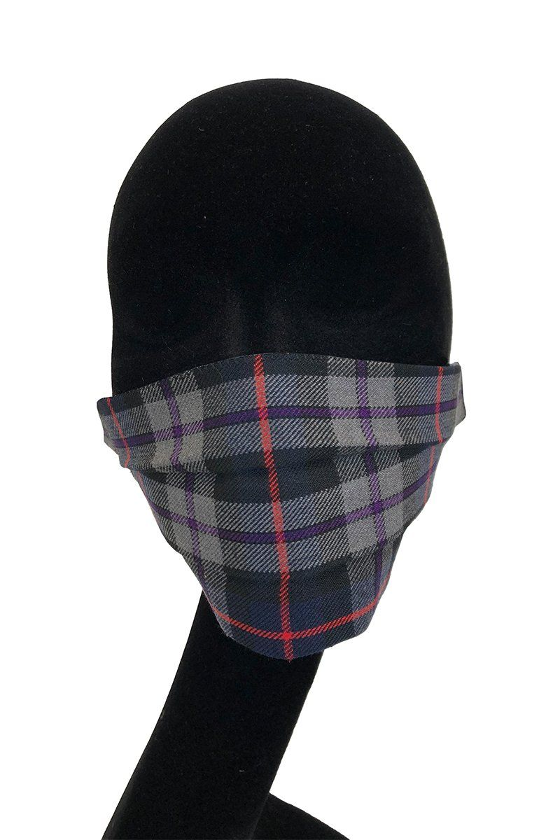 Face Mask (Heather Spirit Tartan)