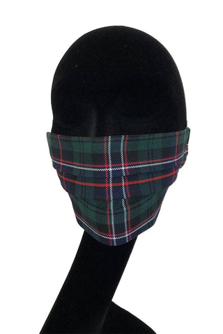 Face Mask (Scotland's National Tartan)