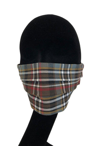 Face Mask (Scott Tartan)