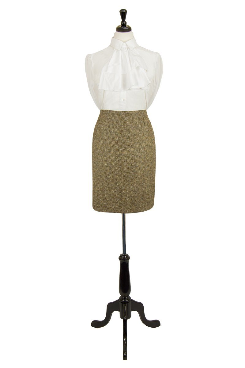 "Tailored Tweed Skirt 21"" (Windsor Tweed)"