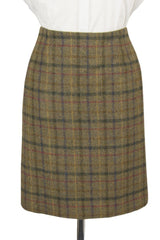 "Tailored Tweed 21"" Skirt (Glencoe Tweed)"