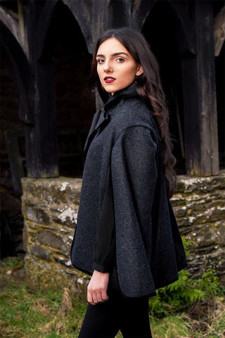 The Vintage Cape (Torridon Tweed)