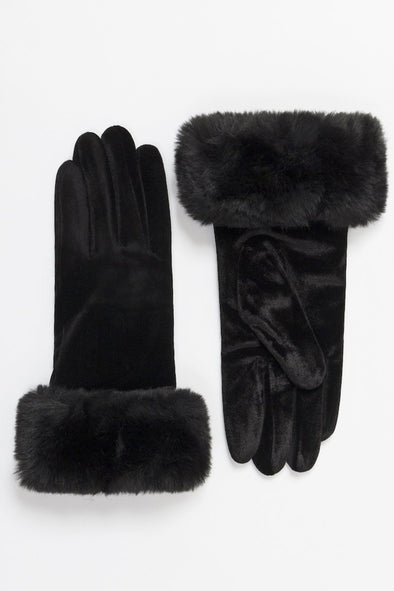 Valentina Glove (Vogue Black)