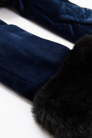 Valentina Glove (Midnight Blue)