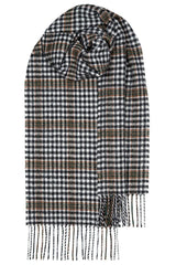 Luxury Lambswool Scarf (Burns Check)