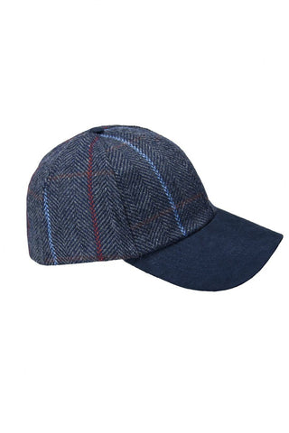 Tweed Cap (Burghley Blue)