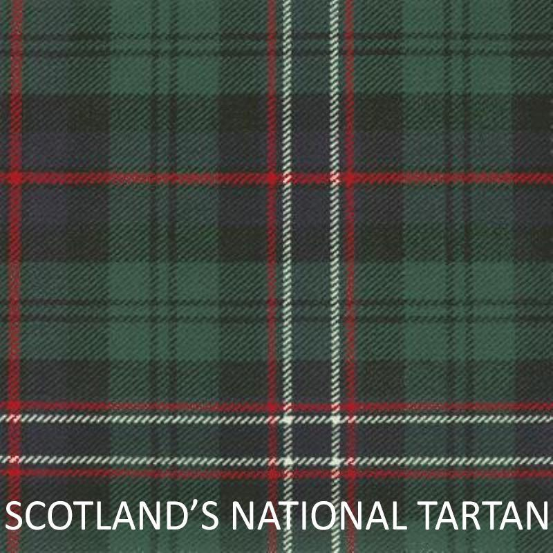 Luxury Christmas Stocking (Scotland's National Tartan)