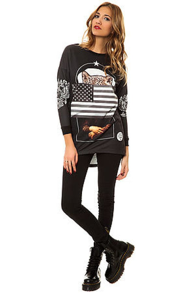Mona Lisa Meow Sweater